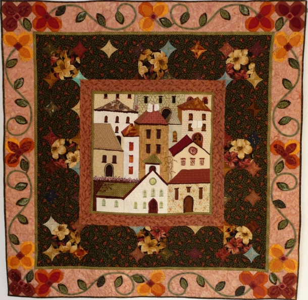 Have A Look Password Quilt